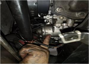 Mètode de substitució de la bomba d'aigua elèctrica BMW